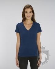 Camisetas Stanley/Stella Evoker Special Heather color Black Heather Blue :: Ref: C588