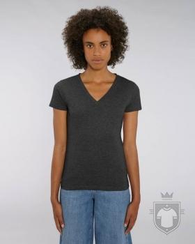 Camisetas Stanley/Stella Evoker Heather color Dark Heather Grey :: Ref: C651