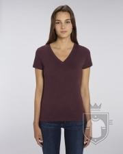 Camisetas Stanley/Stella Evoker Special Heather color Heather Grape Red :: Ref: C664