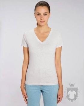 Camisetas Stanley/Stella Evoker Heather color Cream Heather Grey :: Ref: C680