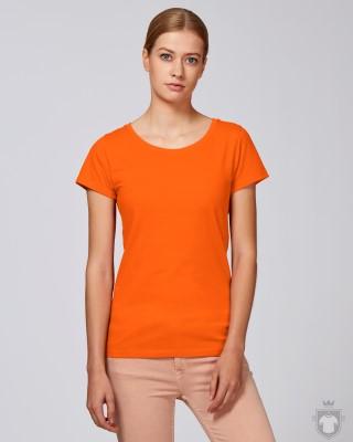 Camisetas Stanley/Stella Wants W color Bright Orange :: Ref: C013