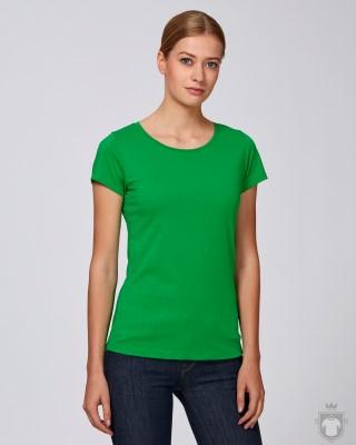 Camisetas Stanley/Stella Wants W color Fresh Green :: Ref: C014