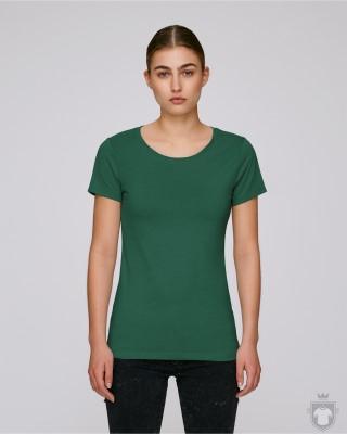 Camisetas Stanley/Stella Wants W color Bottle Green :: Ref: C224