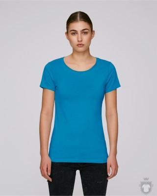 Camisetas Stanley/Stella Wants W color Azur :: Ref: C231