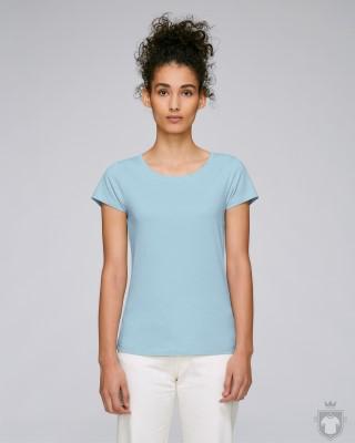 Camisetas Stanley/Stella Wants W color Sky Blue :: Ref: C232