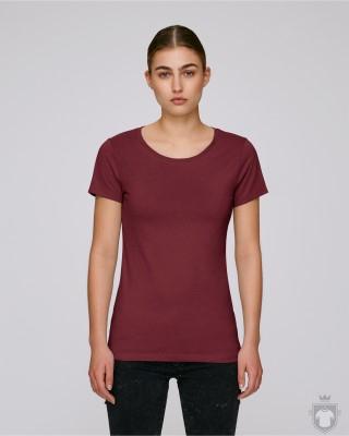 Camisetas Stanley/Stella Wants W color Burgundy :: Ref: C244