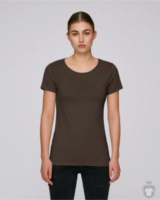 Camisetas Stanley/Stella Wants W color Chocolate :: Ref: C254