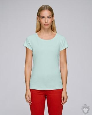 Camisetas Stanley/Stella Wants W color Caribbean Blue :: Ref: C724