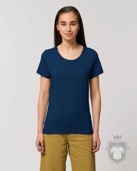 Camisetas Stanley/Stella Expresser Special Heather color Black Heather Blue :: Ref: C588