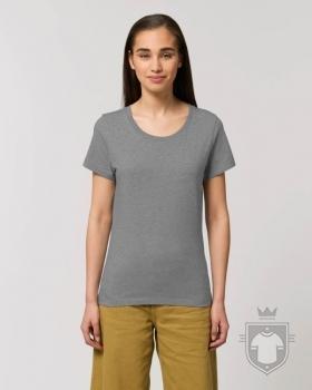 Camisetas Stanley/Stella Expresser Heather color Mid Heather Grey :: Ref: C650