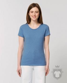 Camisetas Stanley/Stella Expresser Heather color Mid Heather Blue :: Ref: C653