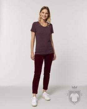 Camisetas Stanley/Stella Expresser Special Heather color Heather Grape Red :: Ref: C664