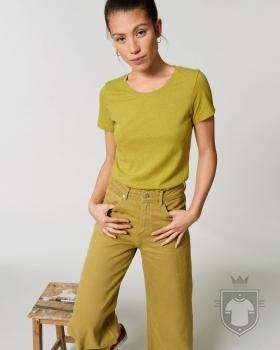 Camisetas Stanley/Stella Expresser Special Heather color Heather Neppy Lemon Grass :: Ref: C699
