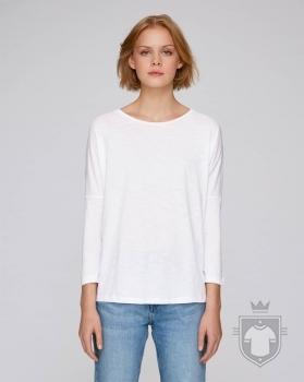 Camisetas Stanley/Stella Turns Slub W color White :: Ref: C001
