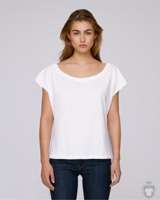 Camisetas Stanley/Stella Flies color White :: Ref: C001