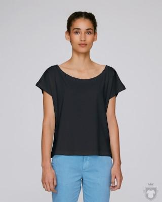 Camisetas Stanley/Stella Flies color Black :: Ref: C002