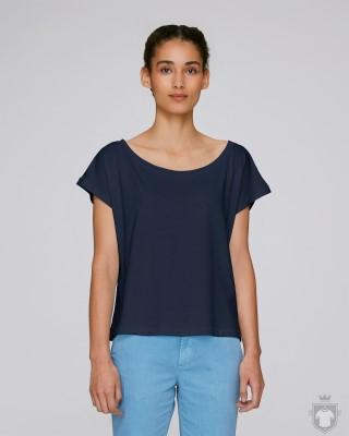 Camisetas Stanley/Stella Flies color French Navy :: Ref: C727