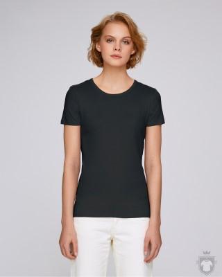 Camisetas Stanley/Stella Recalls W color Black :: Ref: C002