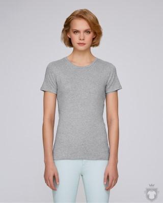 Camisetas Stanley/Stella Recalls W color Heather Grey :: Ref: C250