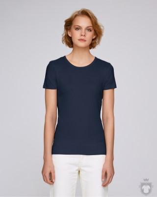 Camisetas Stanley/Stella Recalls W color French Navy :: Ref: C727