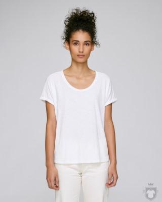 Camisetas Stanley/Stella Lazes W color White :: Ref: C001