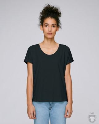 Camisetas Stanley/Stella Lazes W color Black :: Ref: C002