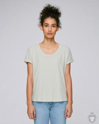 Camisetas Stanley/Stella Lazes W color Light Opaline :: Ref: C017