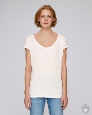 Camisetas Stanley/Stella Invents Slub W color Vintage White :: Ref: C504