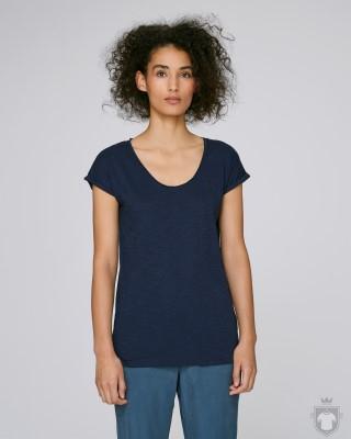 Camisetas Stanley/Stella Invents Slub W color French Navy :: Ref: C727