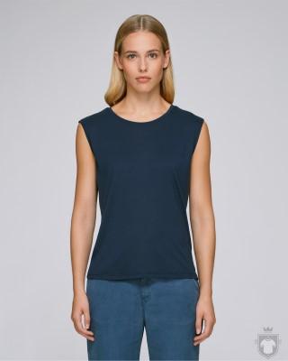 Camisetas Stanley/Stella Sparkles Modal W color Navy :: Ref: C003