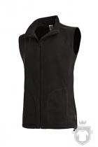 Chalecos Stedman Active Fleece color Black Opal :: Ref: BLO