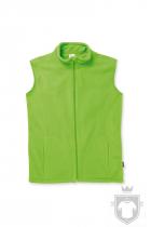 Chalecos Stedman Active Fleece color Kiwi Green :: Ref: KIW