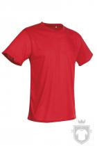 Camisetas Stedman Active Cotton Touch color Crimson Red :: Ref: CSR