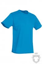 Camisetas Stedman Active Cotton Touch color Hawaii Blue :: Ref: HWB