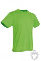 Camisetas Stedman Active Cotton Touch color Kiwi Green :: Ref: KIW