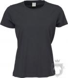 Camisetas Tee Jays Sof Tee W color Dark Grey :: Ref: 128