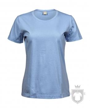 Camisetas Tee Jays Sof Tee W color Light Blue :: Ref: 321
