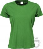 Camisetas Tee Jays Sof Tee W color Spring Green :: Ref: 509