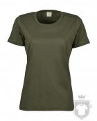 Camisetas Tee Jays Sof Tee W color Olive :: Ref: 530