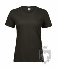 Camisetas Tee Jays Sof Tee W color Dark Olive :: Ref: 532