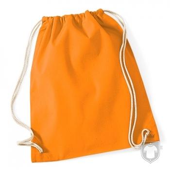 Bolsas WM Gymsac algodon color Orange :: Ref: 204