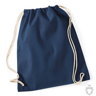 Bolsas WM Gymsac algodon color French Navy :: Ref: FNA