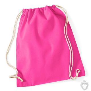 Bolsas WM Gymsac algodon color Fuchsia :: Ref: FUS