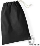 Bolsas WM Algodón XL color Black :: Ref: black