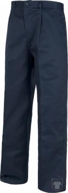 Pantalones Work Team laboral Industrial color Marino :: Ref: MR