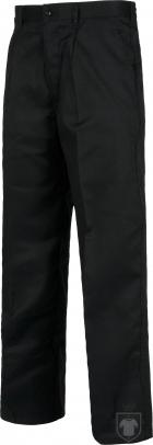 Pantalones Work Team laboral Industrial color Black :: Ref: NG