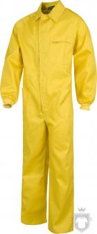 Equipaciones Work Team Buzo industrial  color Yellow :: Ref: AMR