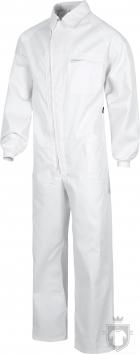 Equipaciones Work Team Buzo industrial  color White :: Ref: BL