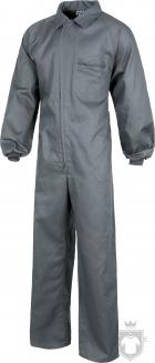 Equipaciones Work Team Buzo industrial  color Grey :: Ref: GR