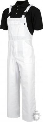 Petos Work Team Peto industrial color White :: Ref: BL